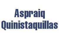 Aspraiq Quinistaquillas-moque