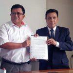 INEI y el Gobierno Regional de San Martín firmaron Convenio de Cooperación Interinstitucional